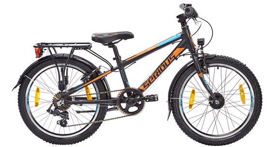 "Serious Rockville Street - Vélo enfant - 20"" vert"
